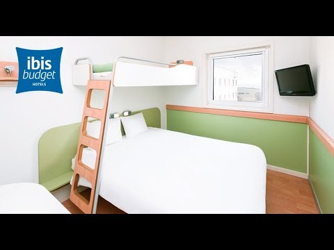 Discover Ibis Budget Luxembourg Sud • Luxembourg • Street-smart Hotels • Ibis