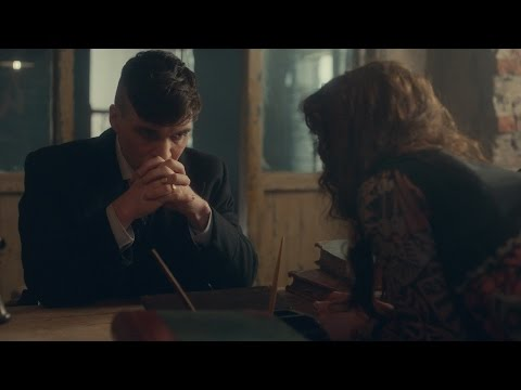 The gypsy half is stronger  Peaky Blinders: Series 2 Episode 5 P  BBC Two