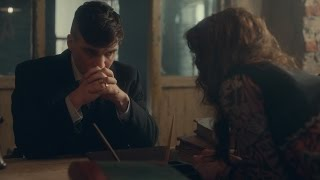 The gypsy half is stronger - Peaky Blinders: Series 2 Episode 5 Preview - BBC Two