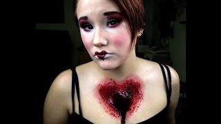 Queen of Hearts ♦Halloween Tutorial♦