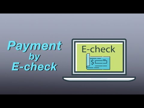 How To Pay Property Tax Using The Alameda County E-Check System