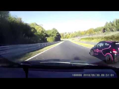 Nürburgring BTG 9:00 Toyota Celica T-Sport 2ZZ-GE 30-09-2018