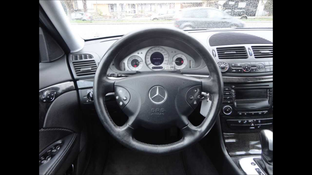 mercedes benz e 220 cdi avantgarde youtube. Black Bedroom Furniture Sets. Home Design Ideas