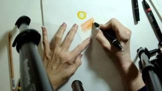 Prismacolor Colorless Blender Tutorial