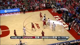 Jordan Watkins 2015-16 Highlights - Davidson College
