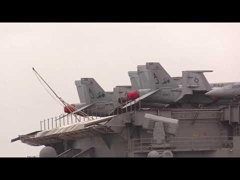 USS George H.W Bush