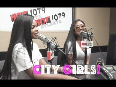 CITY GIRLS:  I'll Take Yo Man , Signing To QC, New Mixtape  Period .