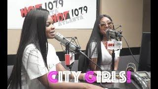 "CITY GIRLS: ""I'll Take Yo Man"", Signing To QC, New Mixtape ""Period""."