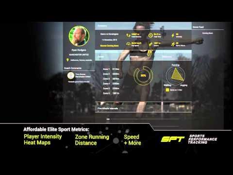 Sports Performance Tracking Presents GameTraka® - 15 Sec