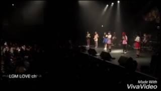 リトグリのライブで涙!超感動します!