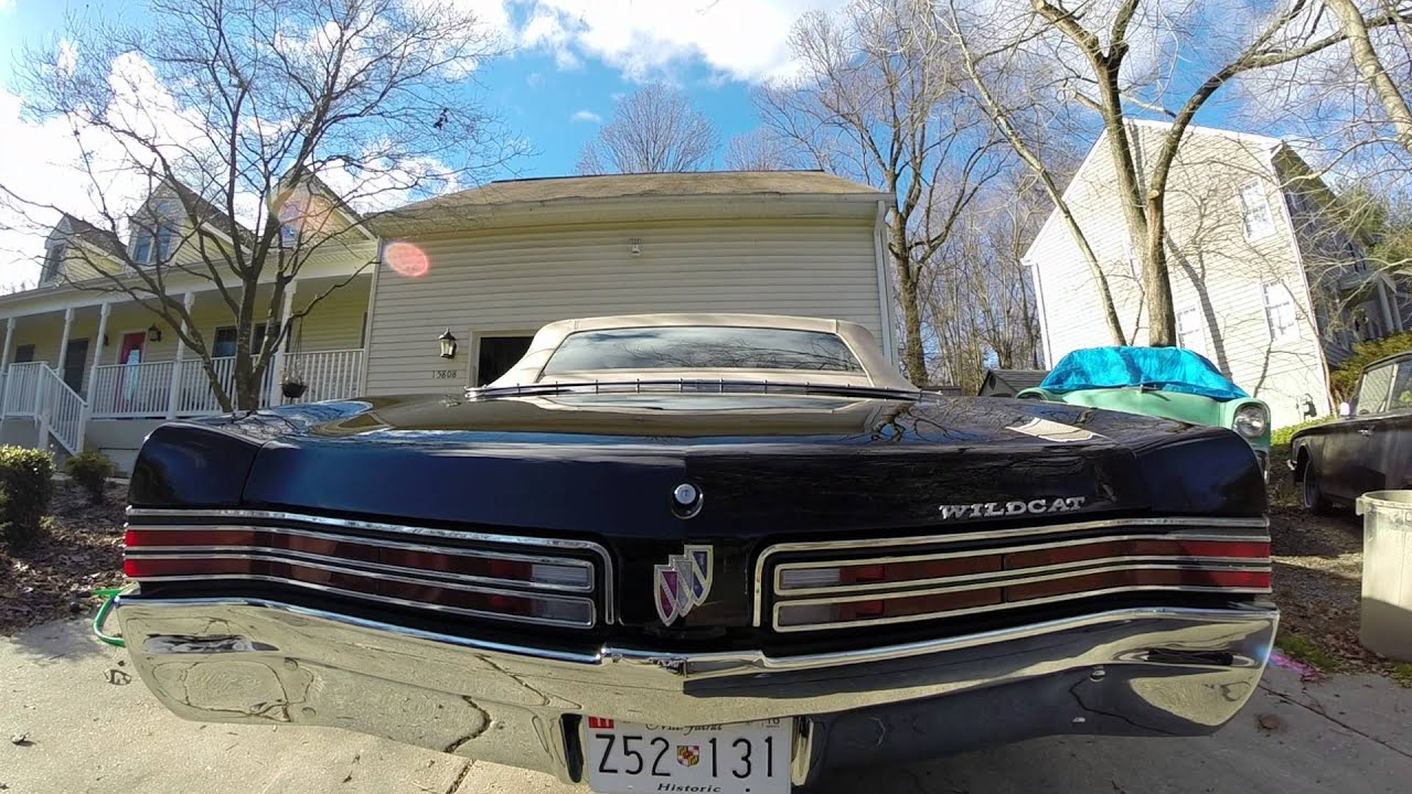 3 crowns customs 1968 buick wildcat youtube. Black Bedroom Furniture Sets. Home Design Ideas