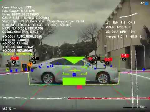 Tesla Autopilot Neural Net