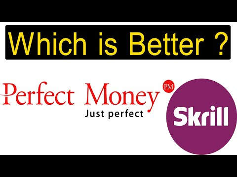 Skrill Account Vs Perfect Money | Fee Information | Deposit And Withdraw Method Info | AbdulRaufTips