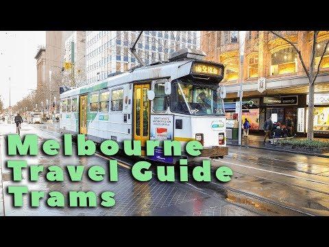 How to Get Around Melbourne, Australia!