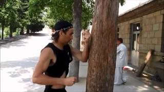 Kung Fu Training in China