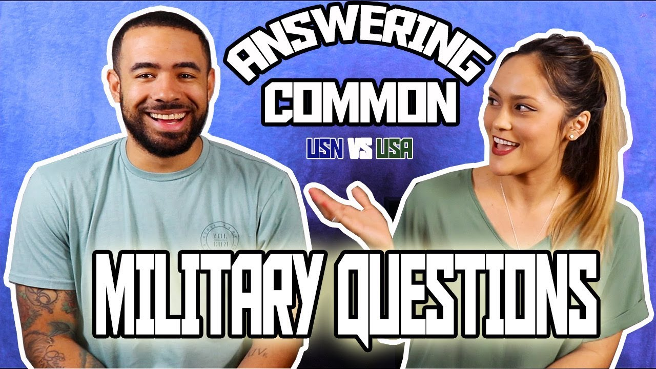 Best Military Branch >> Which Military Branch Is Best Common Military Questions Answers Ft Jwlk Darin Nicole
