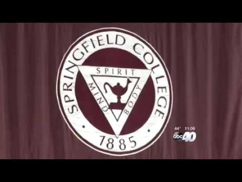 Western Mass News 2016 Springfield College Undergraduate Commencement  Coverage
