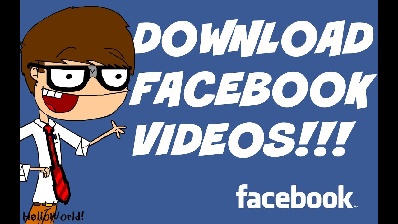 How to download video from facebook without any software youtube youtube premium reheart Choice Image