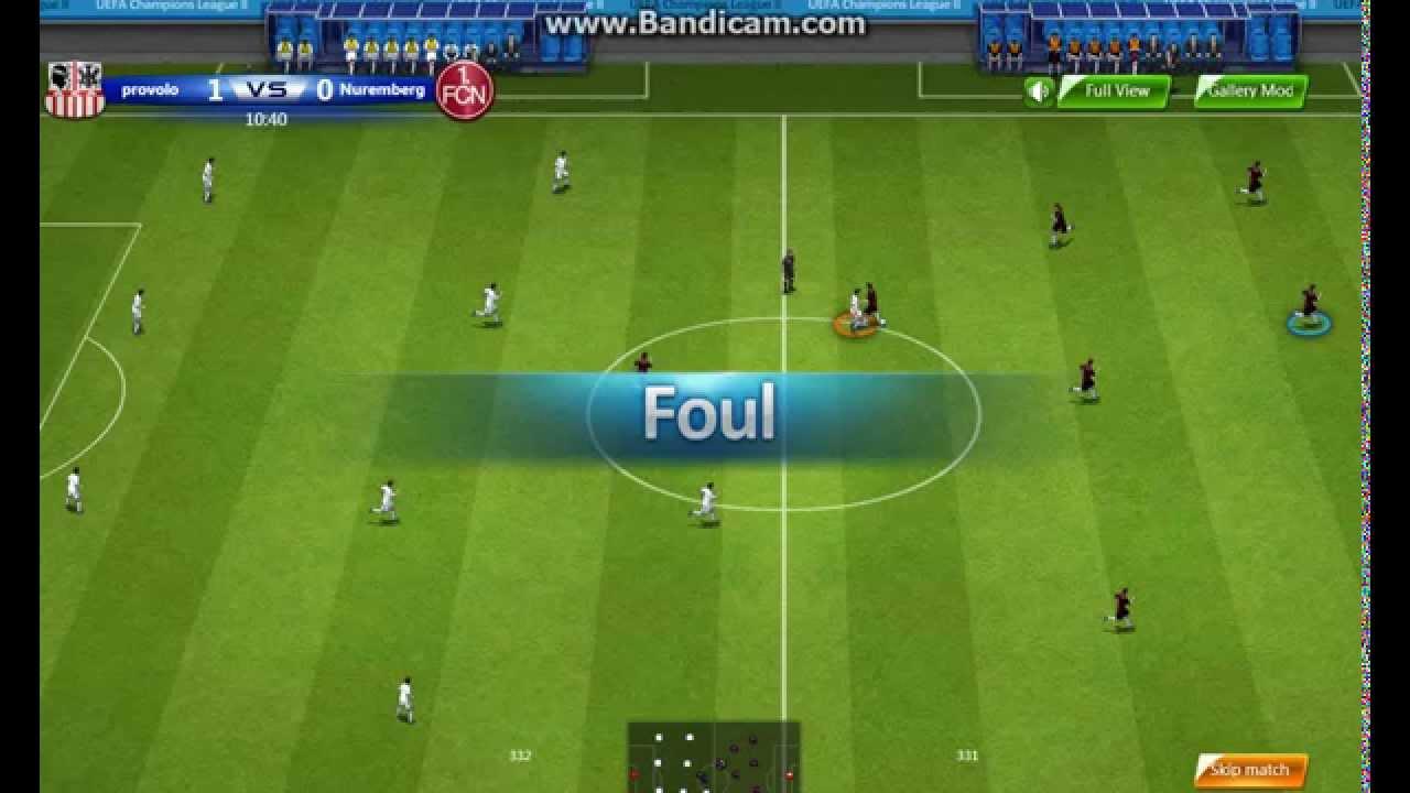 european soccer games