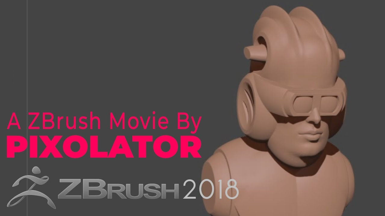 Project Primitive Character Creation Time Lapse by Pixolator - ZBrushCentral