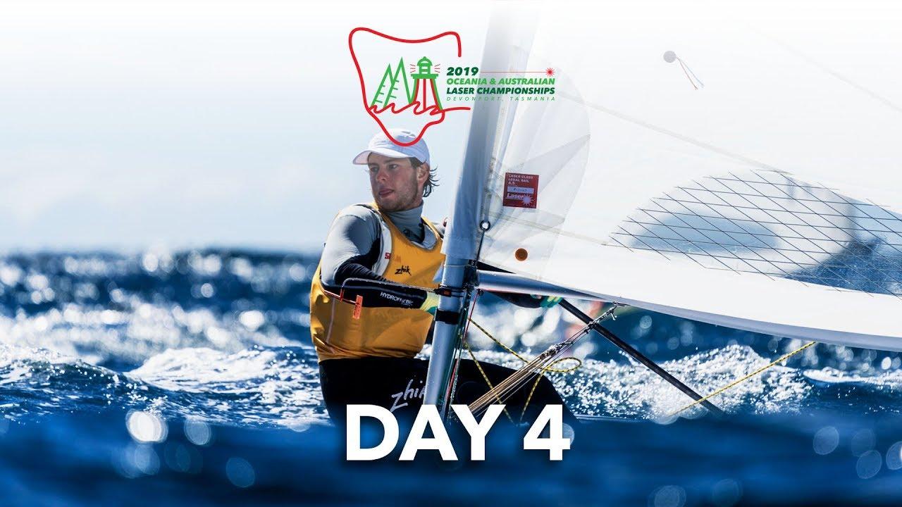Laser Sailing - Performance Sailcraft Australia