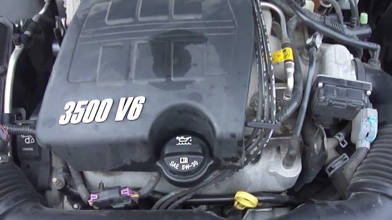 2005 pontiac g6 engine noise - youtube