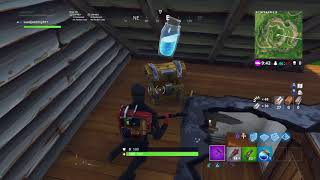 """NEW"" SECRET ""TV SIGNAL"" ACTIVATED in FORTNITE! ( FORTNITE BATTLE ROYALE)"