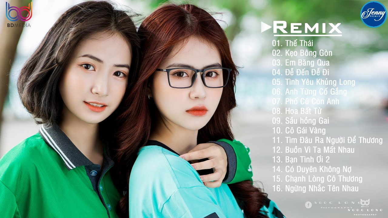 """NHẠC TRẺ REMIX 2020 HAY NHẤT HIỆN NAY - EDM Tik Tok JENNY REMIX - Lk Nhạc Trẻ Remix 2020 """"Cực Đỉnh"""""""