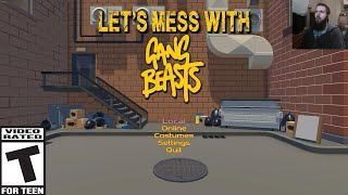 Let's Mess With: Gang Beasts (Online 0.6.1)