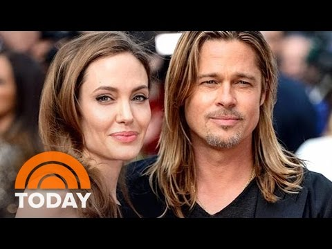 Angelina Jolie Requests Sole Physical Custody Of Children From Brad Pitt | TODAY