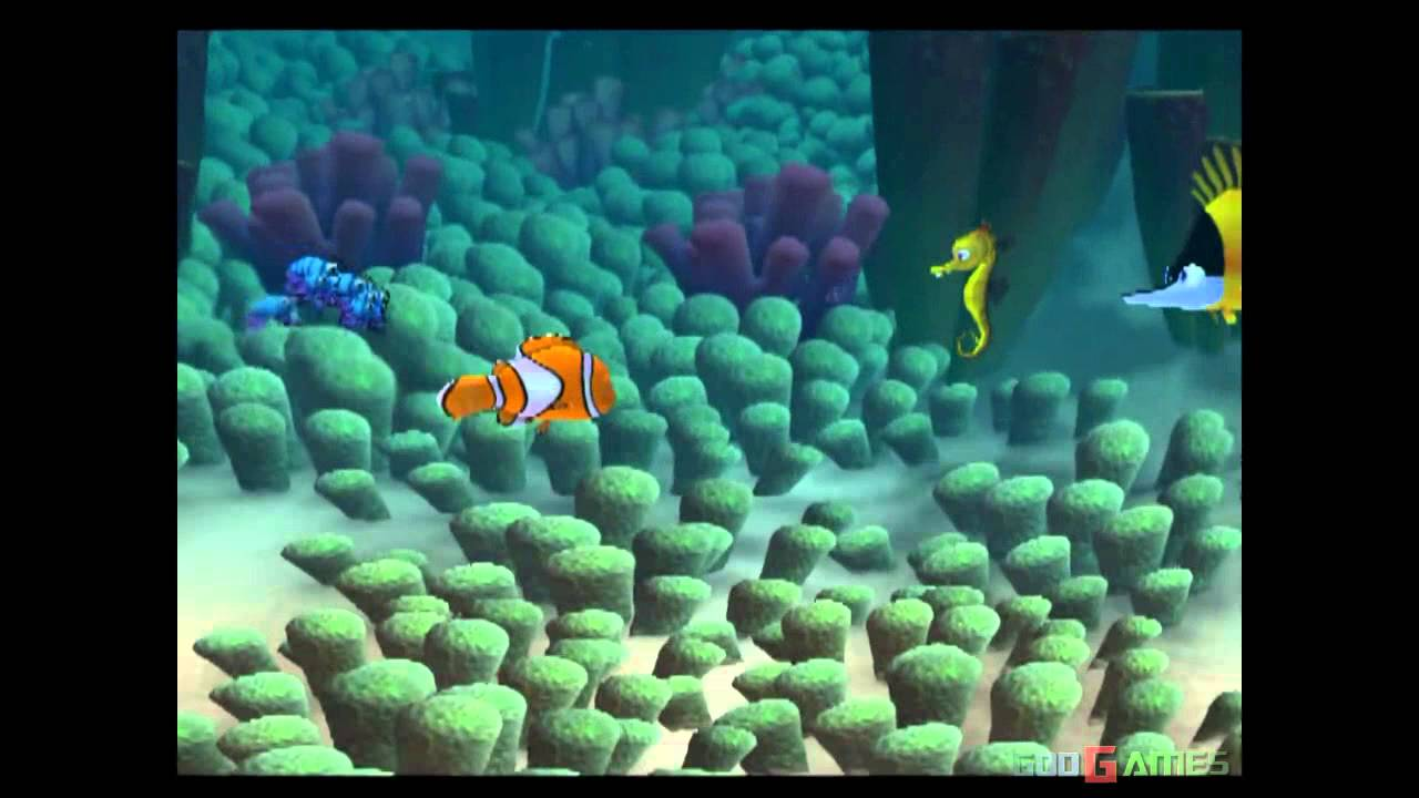 Image result for finding nemo ps2