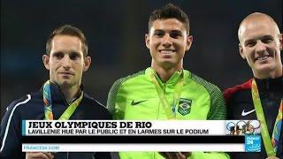 Rio 2016 : 5 nouvelles médailles pour la France, Lavillenie en larmes, sifflé sur le podium