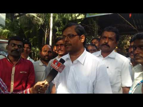 RAGHU SIR SPEECH ABOUT CONTRACT LABOUR WITH HMTV Mp3