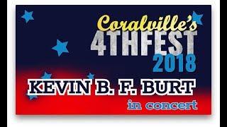 4thfest 2018: kevin b. f. burt (july 3, 2018)