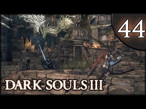 Let's Play Dark Souls 3 Gameplay Walkthrough (Herald) - Part 44: The Dragon Barracks