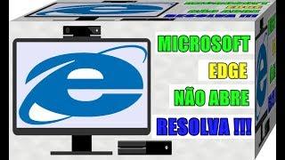 Aprenda Como Reparar Microsoft Edge no Windows 10 – Resolvendo Diversos Problemas