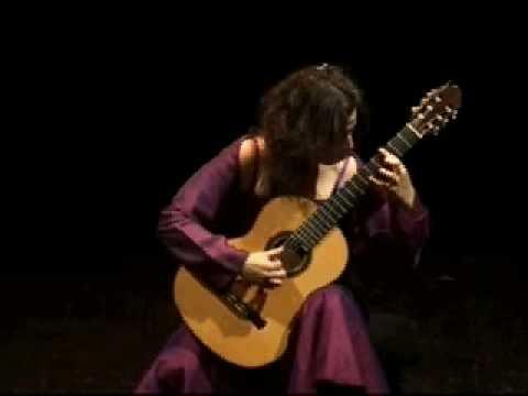 Liat Cohen live in Paris JS Bach Presto