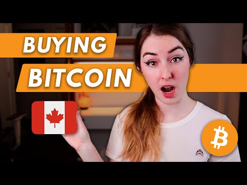 How To Buy Bitcoin In Canada (for BEGINNERS)