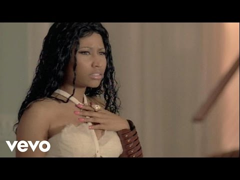 Nicki Minaj - Right Thru Me (Clean Version) (Official Music Video)