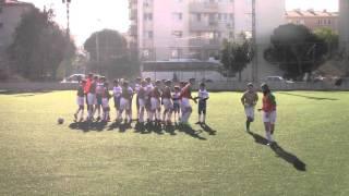 Çağrı Özdemir U-14 takımı ile sahaya çıkıyor...