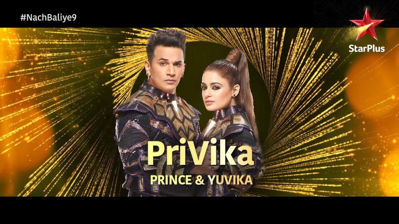 Image result for prince and yuvika nach baliye