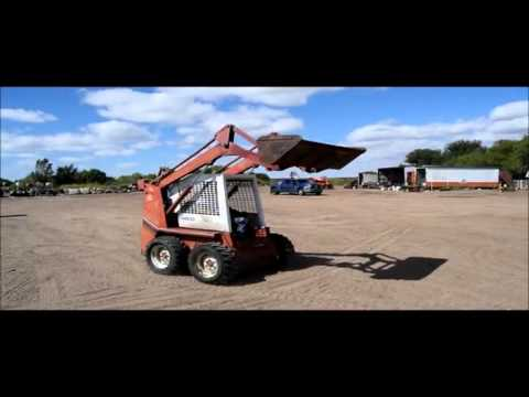 Gehl 4510 skid steer for sale | sold at auction October 8, 2015