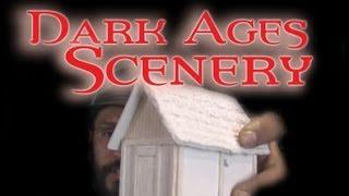 Up Next - Saga / Dark Ages miniature scenery
