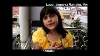Jegesya Namaku, Lagu anak-anak Indonesia terbaru.penyanyi cilik jeges harahap.