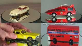 Great Car collection - Vintage DINKY TOYS