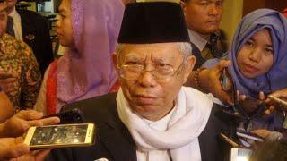 Download Video Hari Pertama Kampanye, Ma'ruf Amin Temui Alim Ulama MP3 3GP MP4