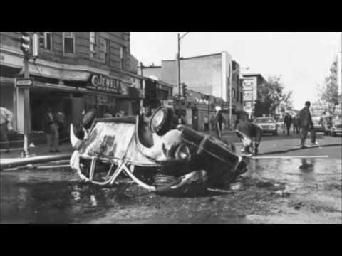 MLK Riots and Assassination- 1968