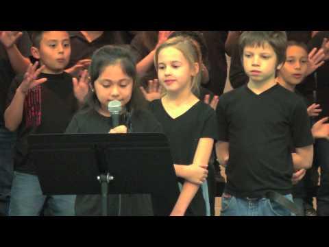 Harp Elementary School 3rd Grade Choir | Water Project