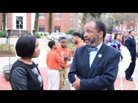 Dr. Cleveland Sellers on Civil Rights and Segregation Etiquette