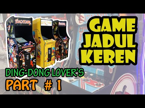 GAME JADUL Part. 1, NOSTALGIA DING-DONG LOVER'S, ARCADE GAME